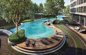 For RentCondoBangna, Lasalle, Bearing : Line ID : @condobkk (with @ too)  27 sq.m., 15th floor, Building A  8500 baht
