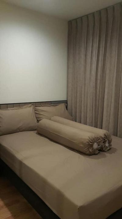 For RentCondoNawamin, Ramindra : Beautiful room for rent # Ready to live # Fully furnished, Lumpini Park Nawamin-Sriburapa, Floor 9, Building B2