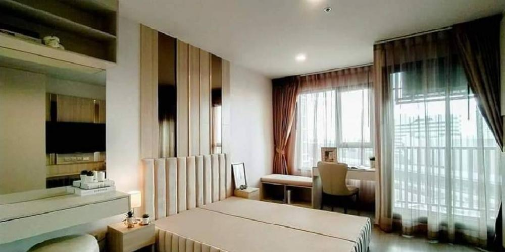 For RentCondoLadprao, Central Ladprao : Condo for rent, Life Ladprao,💥cute room, built-in room💥, see and like, fully furnished, complete electrical appliances, next to BTS Ladprao intersection station, connect to MRT Phahon Yothin station Lotus Ladprao connection gate, opposite Central Ladprao