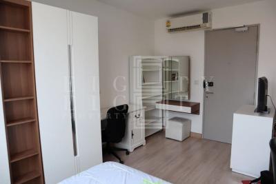 เช่าคอนโดราชเทวี พญาไท : For Rent IDEO Mobi Phayathai (22 sqm.)