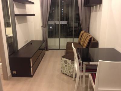 ขายคอนโดอ่อนนุช อุดมสุข : ขายห้องไอดีโอ โมบิ สุขุมวิท ห้องชั้น 20 ขนาด 30.43 ตรม 1ห้องนอน 1ห้องน้ำ