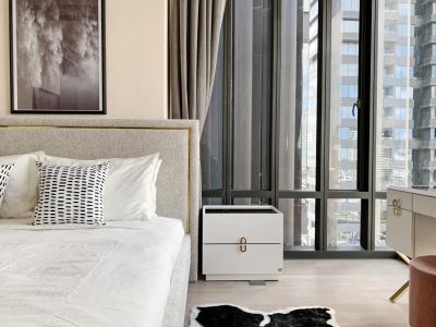 For RentCondoSilom, Saladaeng, Bangrak : Rent Ashton Silom 1 bed 1 bath 49.50 sq.m. Ref no. AS-186