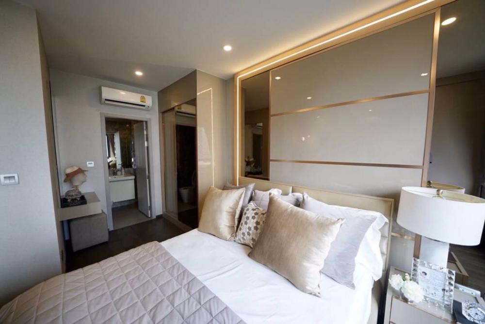 เช่าคอนโดราชเทวี พญาไท : [For rent] Ideo Q Siam-Ratchathewi, BTS Ratchathewi, Near Siam, 1 Bedroom , 30 sq.m.