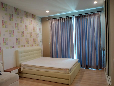 For RentCondoRattanathibet, Sanambinna : For rent, the hotel studio, 28 sqm, beautiful decoration, most livable