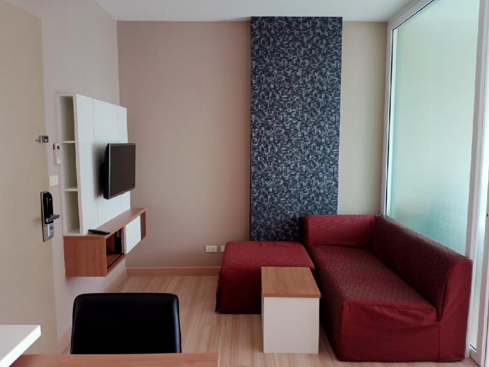 For RentCondoRattanathibet, Sanambinna : For rent, The hotel 1 bedroom, 34 sqm, nice decoration