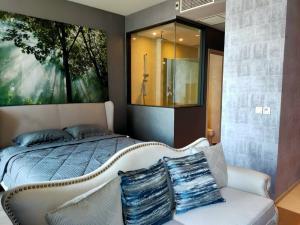 For RentCondoSilom, Saladaeng, Bangrak : Very nice room, ready to move in. Ashton Silom