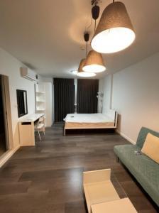 For RentCondoBangna, Bearing, Lasalle : Room for rent dcondo Campus Resort Bangna ให้เช่า คอนโด ดีคอนโด แคมปัส รีสอร์ท บางนา (SA-01)