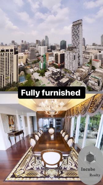 For SaleCondoWitthayu,Ploenchit  ,Langsuan : P27CR2007008 The Park Chidlom 4 beds