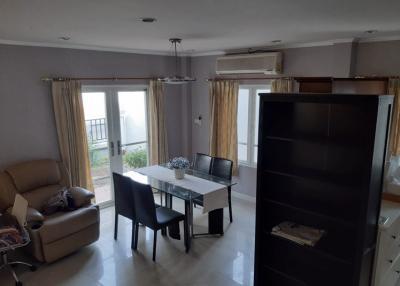 เช่าบ้านลาดพร้าว101 แฮปปี้แลนด์ : RH355 ให้เช่าบ้านเดี่ยว 2 ชั้น 60ตรว 3 ห้องนอน 2 ห้องน้ำบ้านฟ้ากรีนพาร์คลาดพร้าว101