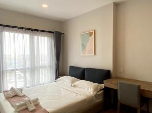 เช่าคอนโดรามคำแหง หัวหมาก : ⭕️ห้องว่าง(2ห้องนอน)เมทริส พระราม9-รามคำแหง #เลี้ยงสัตว์ได้เปิดเผย🐶🐱 #ห้องมือหนึ่ง สวยมาก
