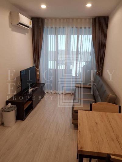 เช่าคอนโดบางซื่อ วงศ์สว่าง เตาปูน : For Rent Ideo Mobi Bangsue Grand Interchange (32.02 sqm.)
