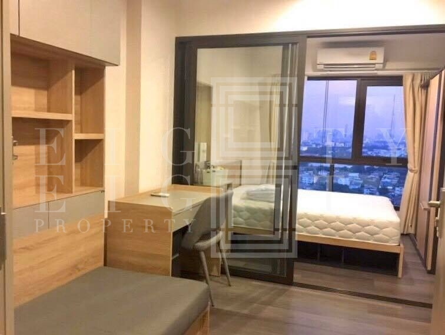 For RentCondoBang Sue, Wong Sawang : For Rent The Stage Taopoon Interchange (26.6 sqm.)