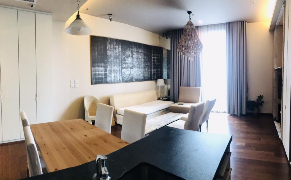 เช่าคอนโดสุขุมวิท อโศก ทองหล่อ : ให้เช่าคอนโด Quattro Thonglor  2 ห้องนอน 2 ห้องน้ำ ชั้น12 ขนาด 84.75 ตร.ม. 55,000 บาท/เดือน