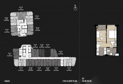 Sale DownCondoSukhumvit, Asoke, Thonglor : Sell at a loss, low price, LQQ Sukhumvit 36, 1 bed, only 5.75 million. Urgent!