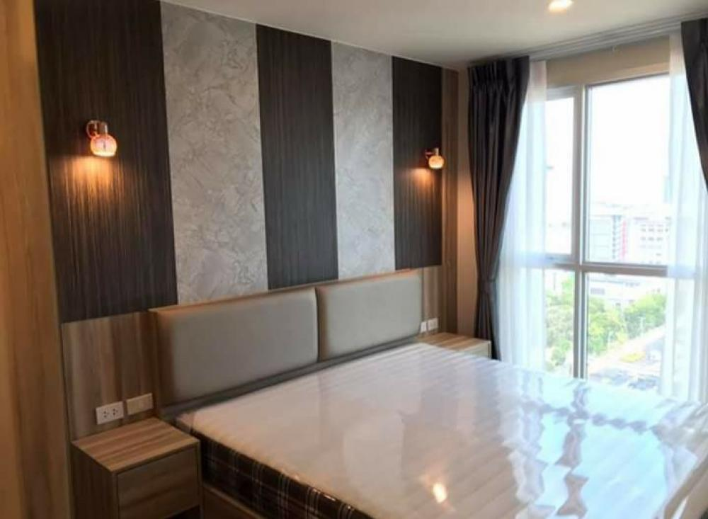 For RentCondoKasetsart, Ratchayothin : Condo for rent, Selected Kaset by LPN, luxury project, east 19th floor, near Kasetsart University With 1 bedroom fully equipped electrical appliances.