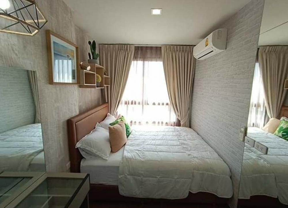 For RentCondoOnnut, Udomsuk : Condo Ideo 93 for rent, high floor, 34th floor, very nice room, 2 bedrooms, 2 bathrooms, fully furnished.