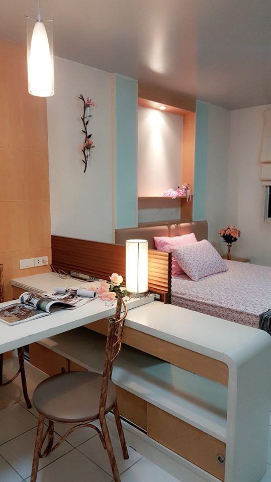 For RentCondoOnnut, Udomsuk : M2540-Condo for rent at Lumpini Center Sukhumvit 77, ready to move in