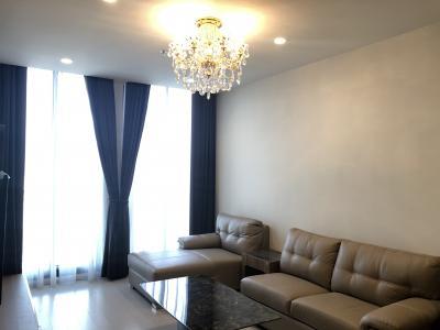 For RentCondoWitthayu, Chidlom, Langsuan, Ploenchit : Noble Ploenchit 2bed for rent 85,000 baht