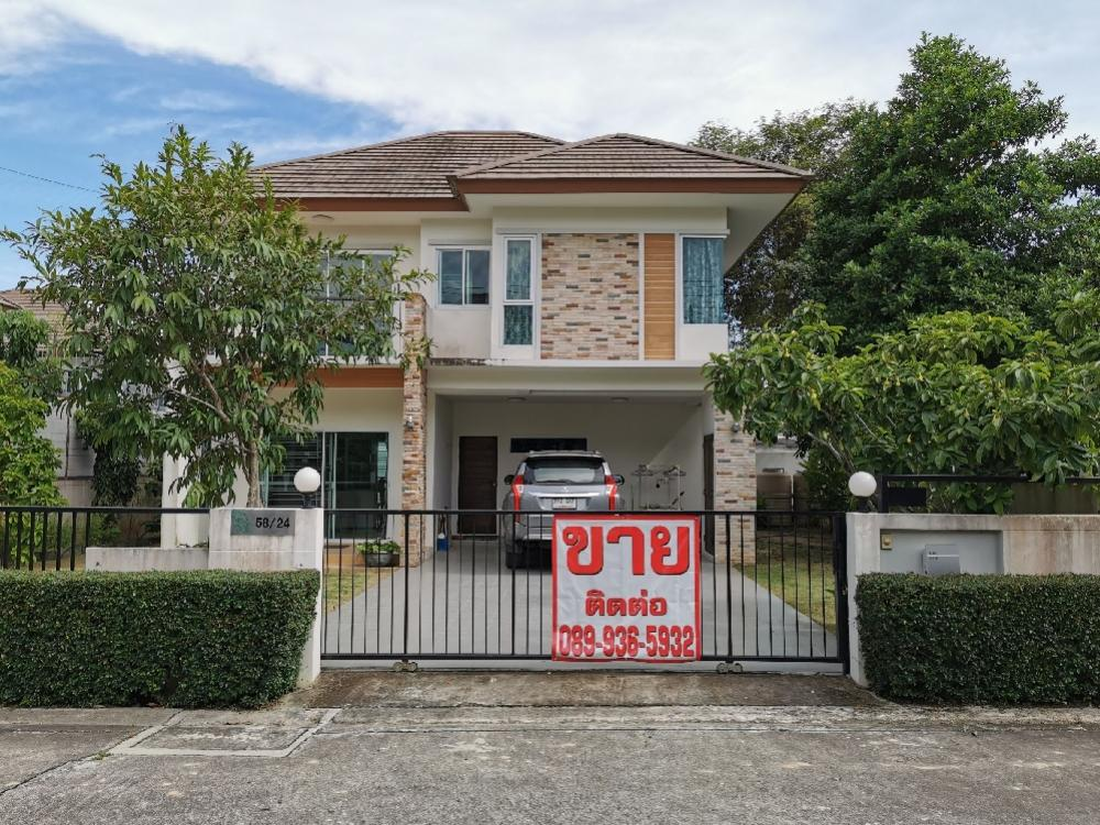 For SaleHouseRayong : Big House size 344 sqm. in Rayong Province3 Bedrooms 3 BathroomsFull furnished