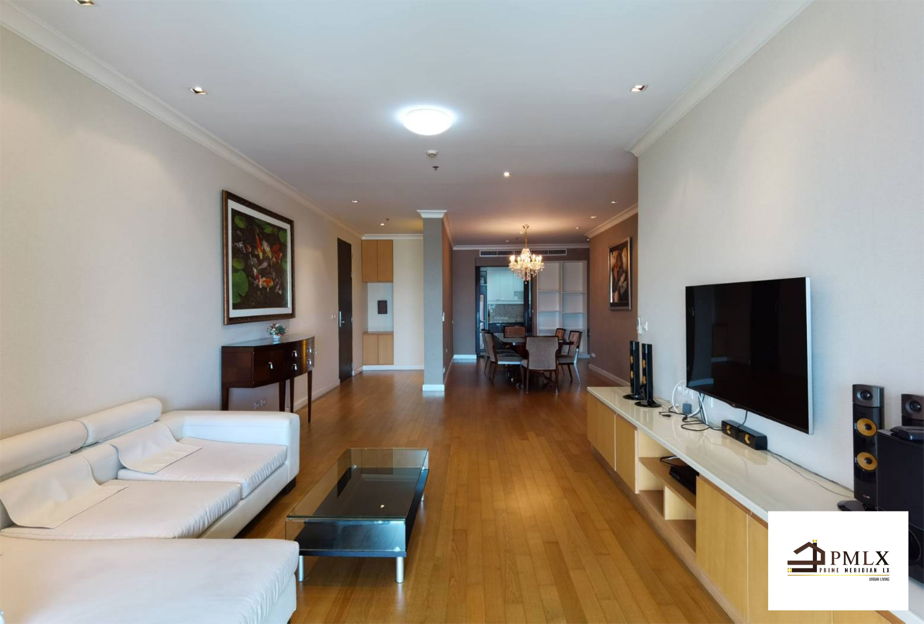 For RentCondoSukhumvit, Asoke, Thonglor : The Madison - Beautifully Furnished 3 Beds / High Floor / Ready To Move In