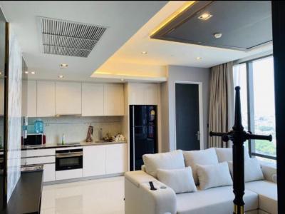 ขายคอนโดสาทร นราธิวาส : ขาย!! The Bangkok Sathron Ultimate Luxury condo by Land abd House พร้อมตกแต่ง
