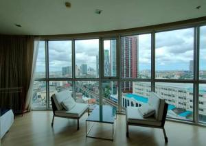 For RentCondoOnnut, Udomsuk : For rent Sky Walk Residence (ให้เช่า สกาย วอร์ค เรสซิเดนซ์)(ST-02)