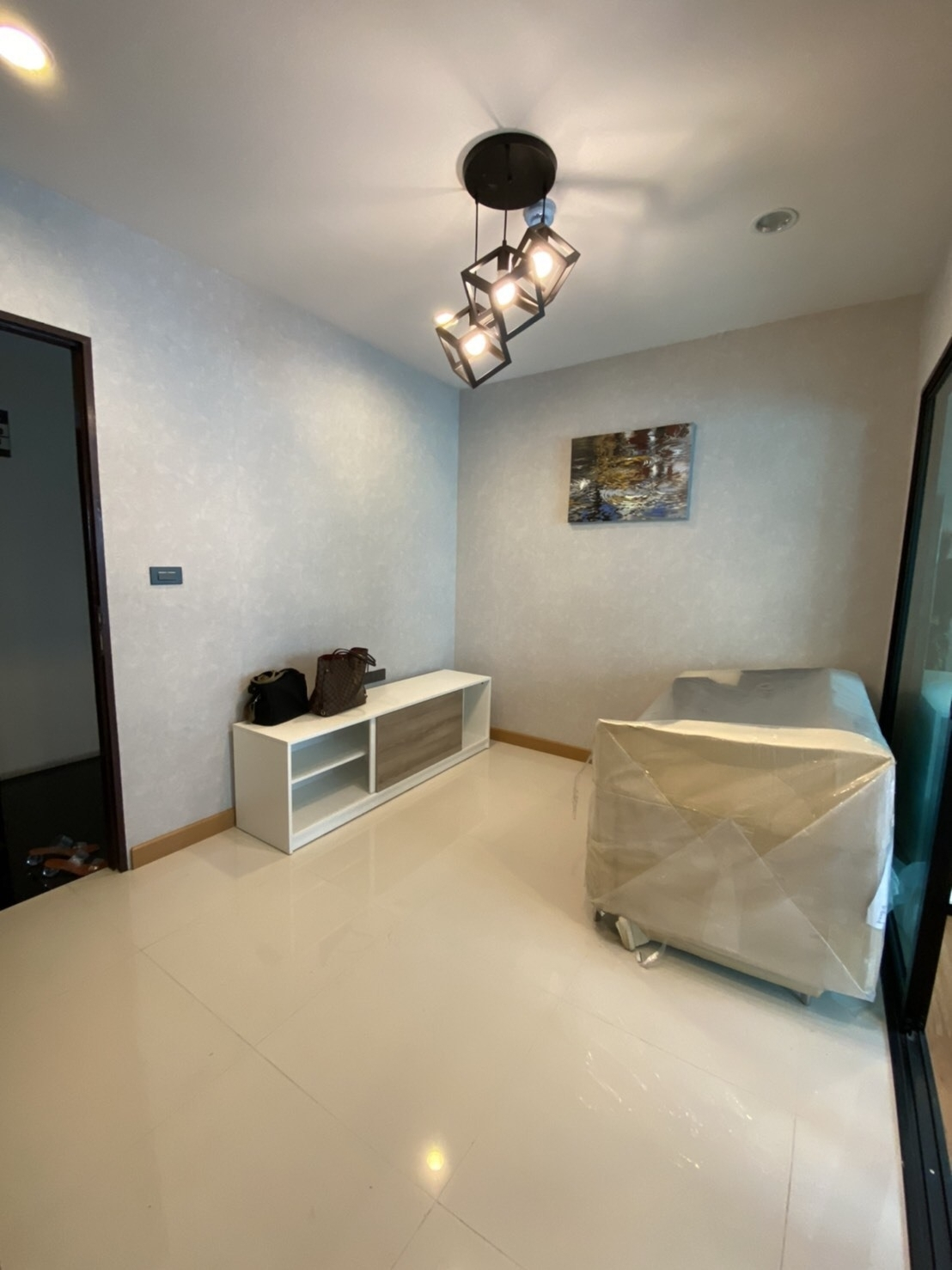For SaleCondoChengwatana, Muangthong : Condo for sale near Government Center, B-Leaf Tiwanon Condo, 1 bedroom, size 28 square meters, near Chaengwattana Government Center, BTS Sai Kham Phu, Ngamwongwan, Khae Rai, Chaengwattana, Muang Thong, Pak Kret, Nonthaburi