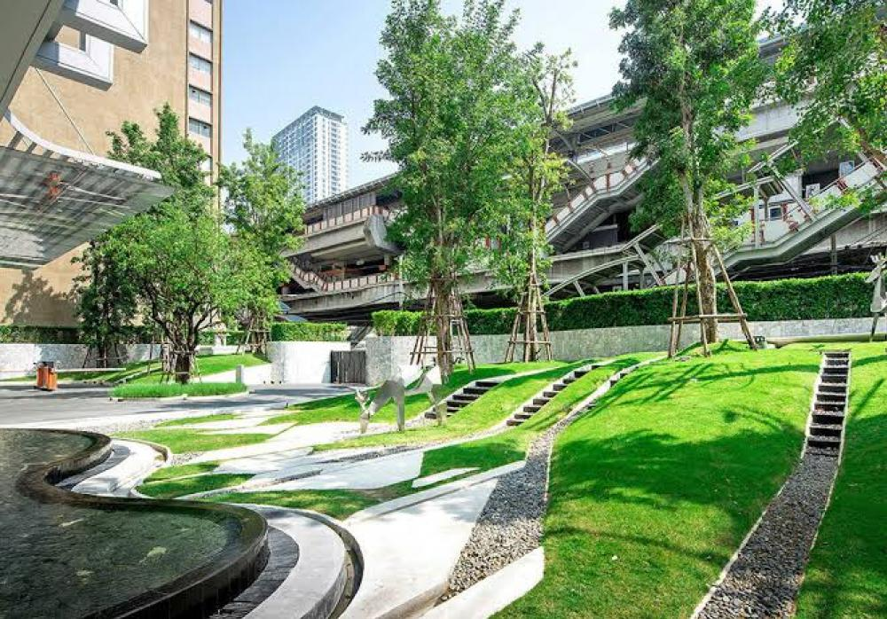 For SaleCondoRatchathewi,Phayathai : Pyne by sansiri, price 228k / sq.m. 0 meters from bts Ratchathewi