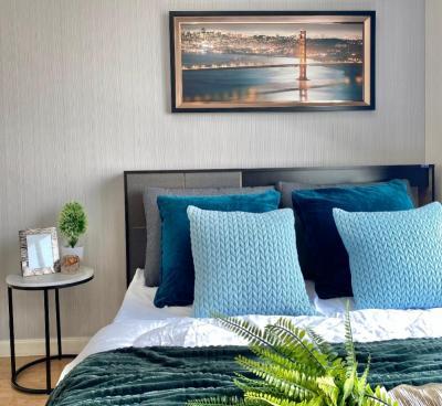 For SaleCondoPattanakan, Srinakarin : ((Sell)) Beautiful room, Condo Lumpini New Phatthanakan, New Petchburi (Phatthanakan 26)