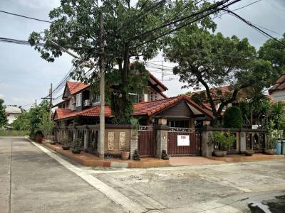 ขายบ้านบางใหญ่ บางบัวทอง ไทรน้อย : ขายบ้านเดี่ยว 2 ชั้น ม.พิมานปรีดา (หลังมุม) ถนนราชพฤกษ์ ต.ท่าอิฐ อ.ปากเกร็ด จ.นนทบุรี