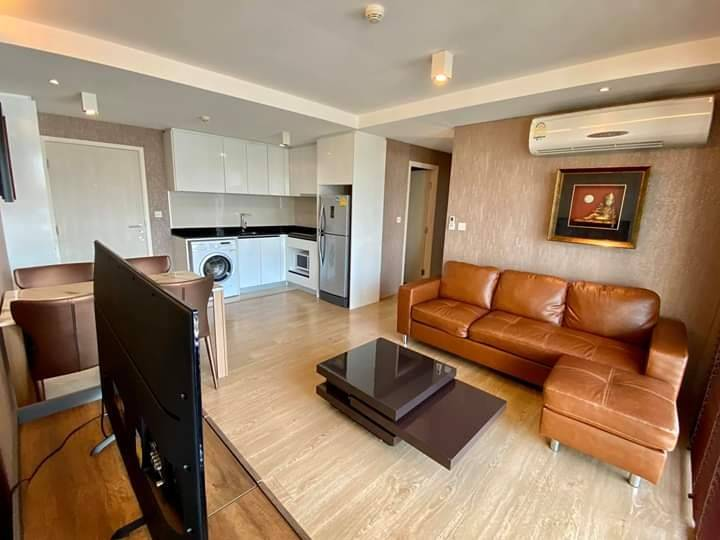 For RentCondoSukhumvit, Asoke, Thonglor : ++ Quick rent ++ Fully furnished, Maestro 39 ** 2 bedrooms, 64 sq.m., ready to move in +++