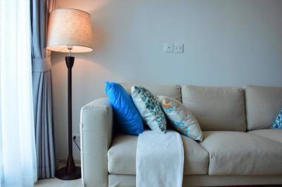 For RentCondoWitthayu,Ploenchit  ,Langsuan : A1328 ++ RENT ++ Life one Wireless | 1 bed 38 sqm. Floor 16 Corner room * BTS Ploenchit