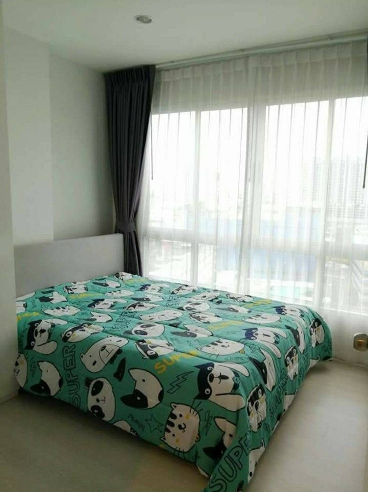 For RentCondoBang kae, Phetkasem : KP24-0060 Nice room for rent! The Prodigy Phetkasem 62 Condo, Fully Furnished Open view, no building, close to the Bang Khae MRT, very convenient