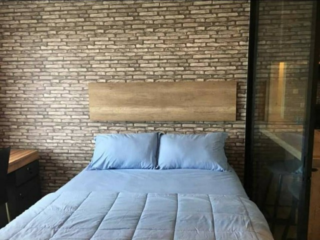 For RentCondoRama9, RCA, Petchaburi : KP24-0058 Sell / rent beautiful room in Asoke area! Life Asoke condo, garden view, unblocked Fully furnished, ready to move in