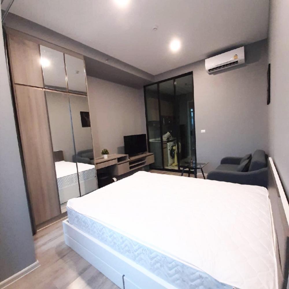For RentCondoRamkhamhaeng, Hua Mak : Knightsbridge Collage Ramkhamhaeng project ⭐️ new condo ⭐️ high ceilings