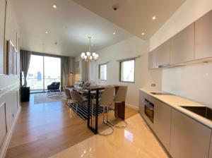 เช่าคอนโดวงเวียนใหญ่ เจริญนคร : For Rent Magnolias Waterfront 1 bedroom