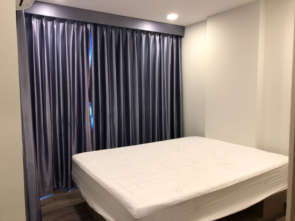 For RentCondoVipawadee, Don Mueang, Lak Si : Condo for rent near Saiyut BTS station, 2 bedrooms, 1 bathroom, fully furnished, 15,000 baht / month