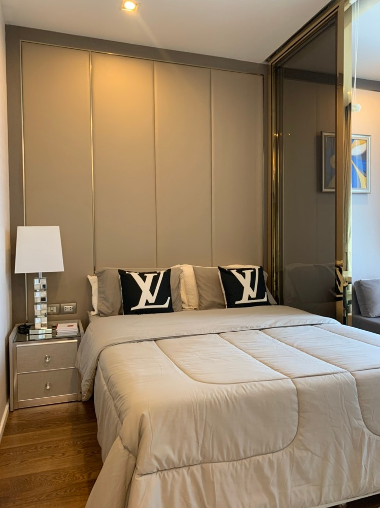 For RentCondoSathorn, Narathiwat : ✅ For Rent ** The Bangkok Sathorn decorated very nicely. The city view of the metropolis is extremely beautiful, ready to move in **