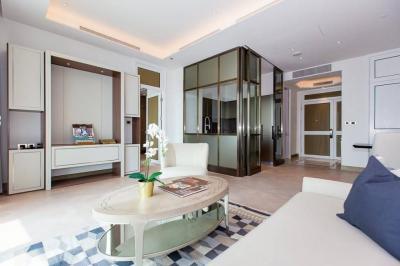เช่าคอนโดวงเวียนใหญ่ เจริญนคร : For Rent best price !!! The Residences at mandarin oriental Bangkok 2 bedroom