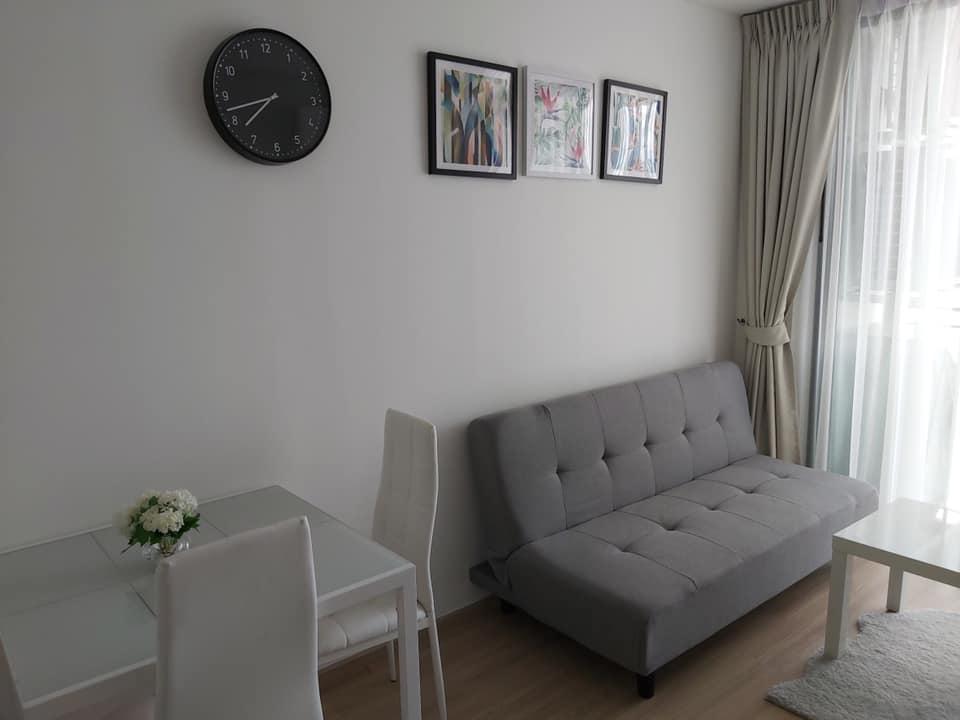 For RentCondoOnnut, Udomsuk : For rent Artemis Sukhumvit 77, 19th floor, beautiful room, clean