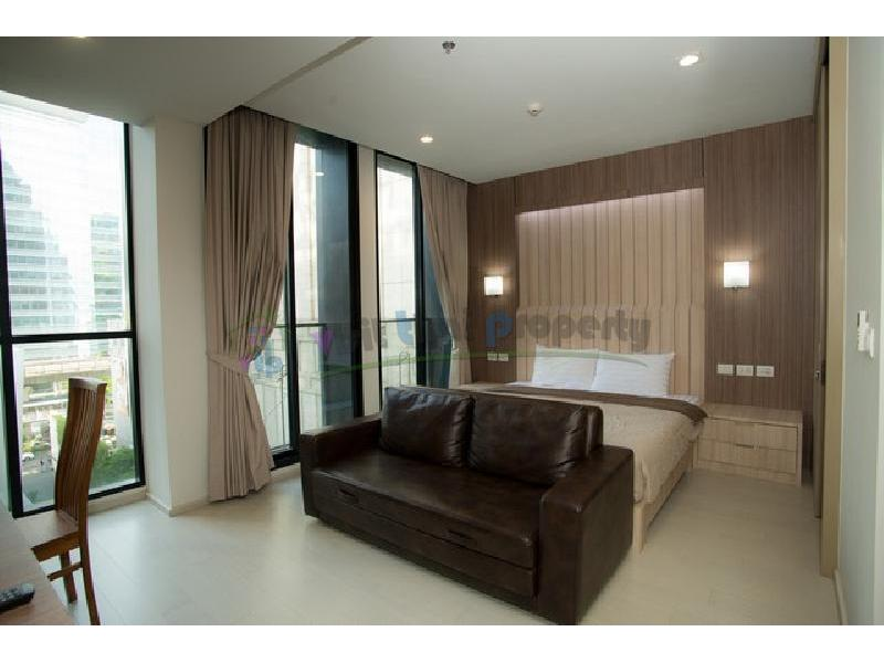 For SaleCondoWitthayu,Ploenchit  ,Langsuan : Sale Nobel Ploen Chid condo near to BTS Ploen Chid. Fully furnished. Garden view. Private elevator.