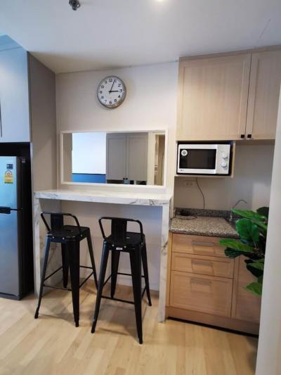 For RentCondoAri,Anusaowaree : NOBLE LITE – River View – Corner Unit 32sqm