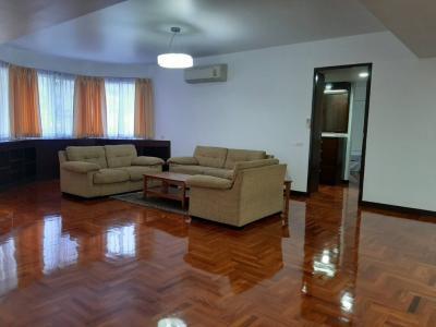 For RentCondoSukhumvit, Asoke, Thonglor : Pet Friendly Condo @Kanta Sukhumvit 26 (3 Bed 265 Sqm) BTS Phrompong - 55,000 THB Negotiable