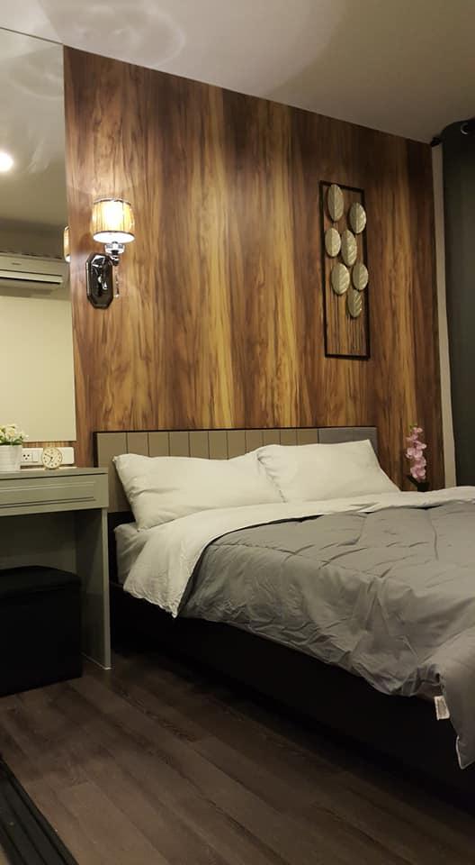 For SaleCondoOnnut, Udomsuk : A1316 Urgent sale The Base Park West | 1 bed, size 26 sq m, fully furnished * BTS On Nut