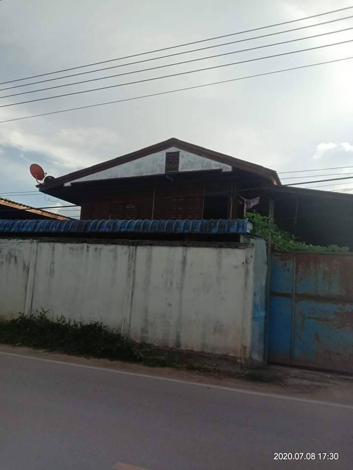 เช่าโกดังตาก : แม่สอด โกดังเก็บสินค้า พร้อมบ้านพักอาศัย ติดริมเมย