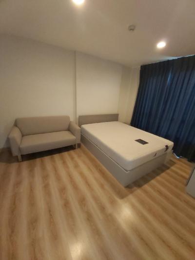 For RentCondoNawamin, Ramindra : Premio Fresco (Ramintra Km.2) Studio Room for Rent(New)(Fully Furnished)