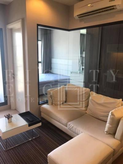 เช่าคอนโดวงเวียนใหญ่ เจริญนคร : For Rent Urbano Absolute Sathon-Taksin (38 sqm.)