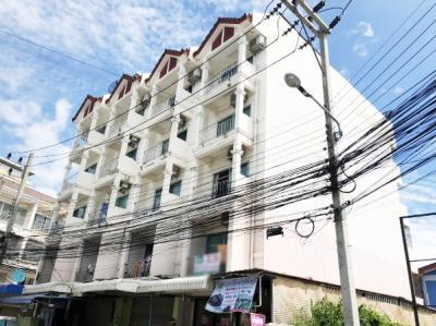 For SaleBusinesses for salePattaya, Bangsaen, Chonburi : Sell apartment (full tenant), near Burapha University, Muang District, Chonburi