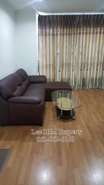 For RentCondoRama3 (Riverside),Satupadit : For rent, Lumpini Park Riverside Rama 3. Room combined 2 bedrooms, 2 bathrooms.