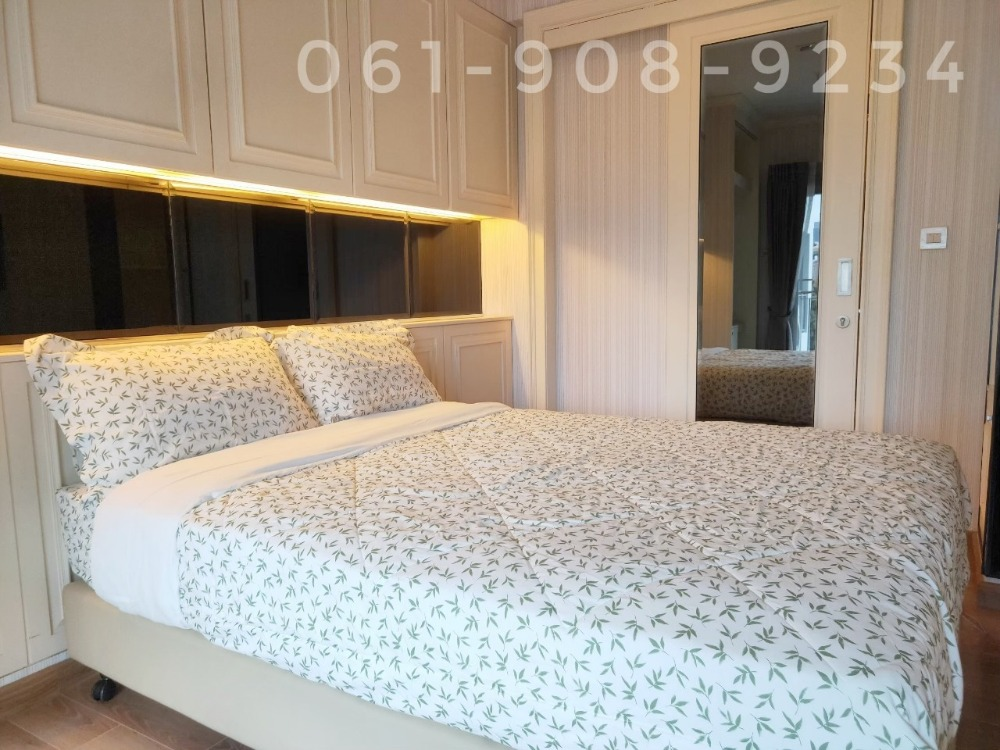 For RentCondoSiam Paragon ,Chulalongkorn,Samyan : For rent The Seed Memories Siam 66 sq.m. 2 bedrooms, 2 bathrooms, fully furnished, appliances There is a washing machine 35,000 baht / month.